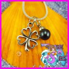 Four Leaf Clover Dangle