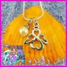 Heart Angel Dangle