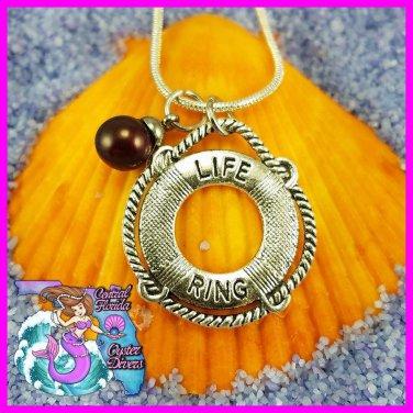 Life Ring Dangle