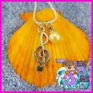 Musical Note Dangle