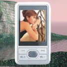 MP4 Player 512MB, 1.8-inch LCD, Ultra-thin Design, Metal Shell