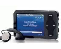 2.0 inch TFT screen, Cool Design MP4 Player, Built-in FM Radio