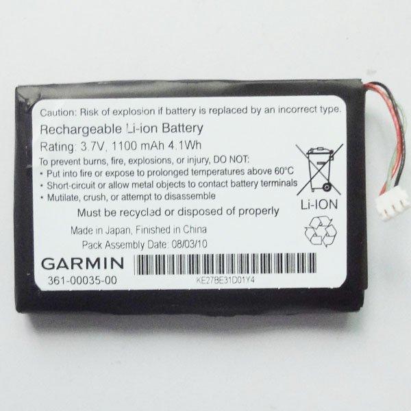Garmin Edge 810 3.7V 1100mAh 1Wh Rechargeable Li-ion Battery 361-00035-00