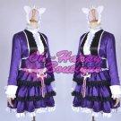 LOL the Dark Child Annie purple cosplay costume league of legends