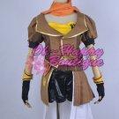 RWBY Yellow Trailer Yang Xiao Long Uniform Jacket Top Shorts Anime
