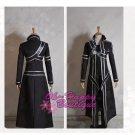 sword art online kirito cosplay costume men game