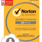 Norton Security Premium - (3-Device, 1-Year)