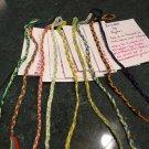 Handmade Custom On Order Bracelets and more
