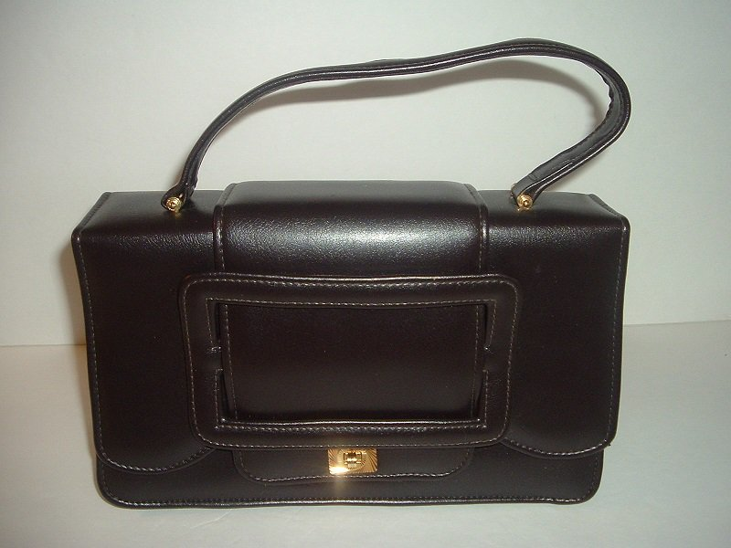 Vintage La Regale Brown Handbag