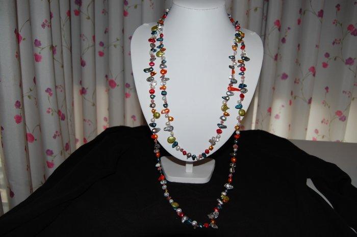 Multi Color Pearl N1096