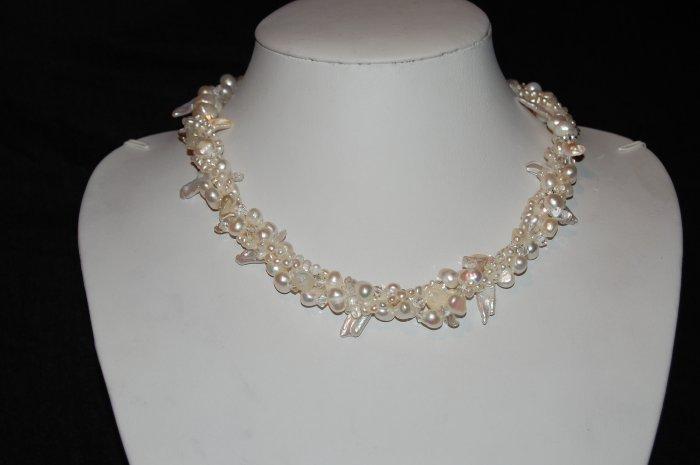 4 strand Multi White