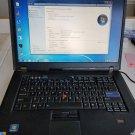 Lenovo (IBM) Thinkpad T500 Laptop with Camera