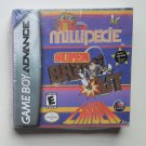 2005 DSI Games Millipede Super/Breakout/Lunar Lander For Game Boy Advance New