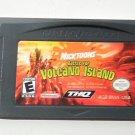 2006 THQ Nicktoons Battle For Volcano Island Nicktoon Game Boy Advance Game