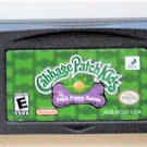 2006 Cabbage Patch Kids The Patch Puppy Rescue For Game Boy Advance Game only