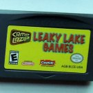 2006 Crave Camp Lazlo Leaky Lake Games For Game Boy Advance Game only