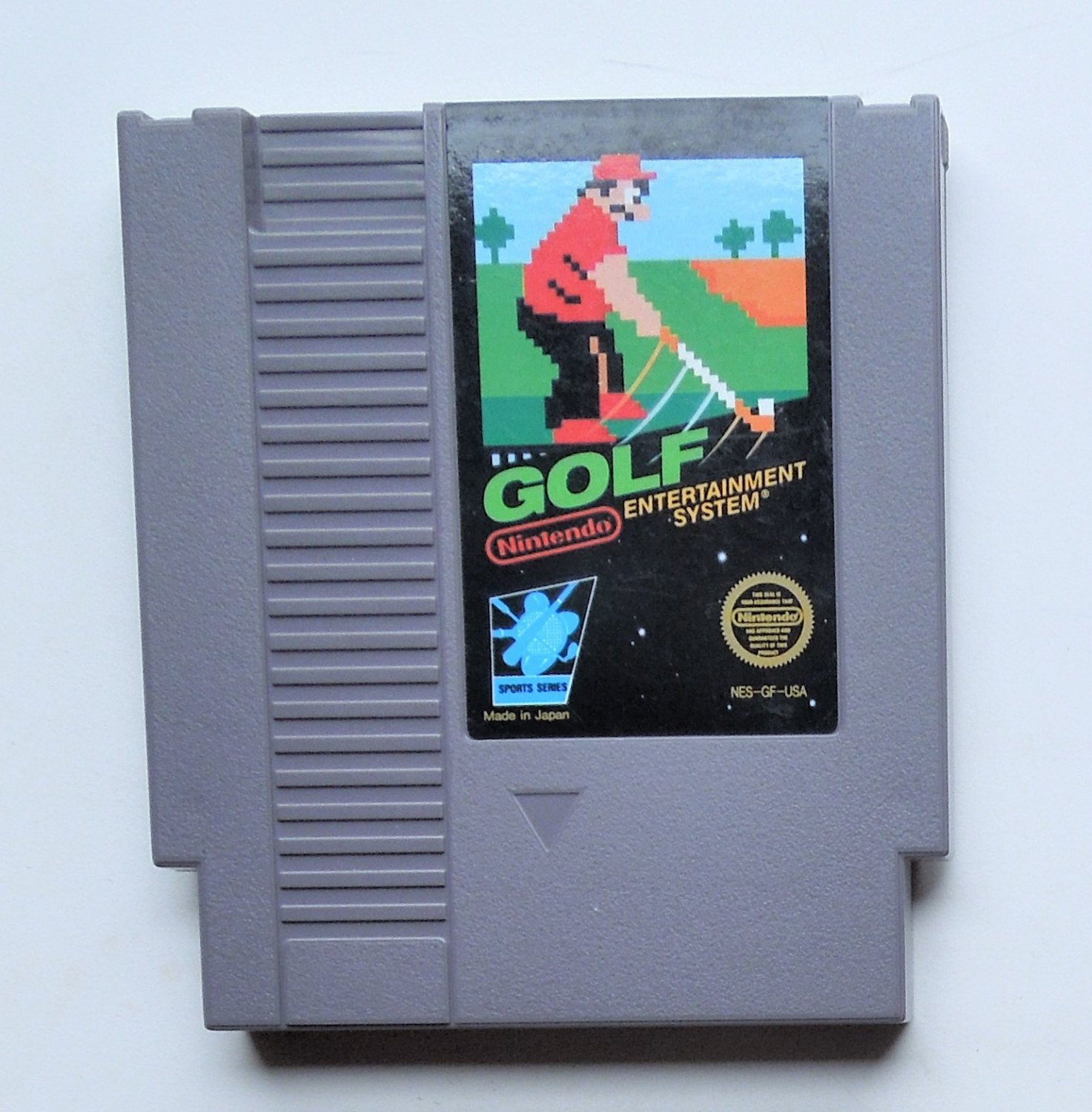 1985 Nintendo Golf For The Classic NES Nintendo Entertainment Game  Game Only