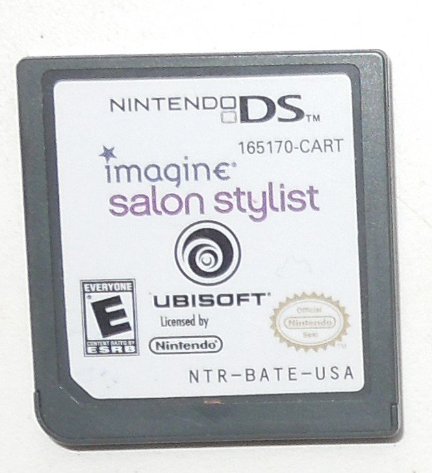 2009 Ubisoft Imagine Salon Stylist Nintendo DS Game Systems Game only