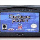 2002 Disney Interactive Treasure Planet For the Gameboy Advance & Nintendo DS