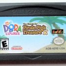 2002 NewKidco Dora The Explorer Pirate Pig's Treasure For Game Boy Advance