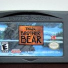 2003 Disney Interactive Brother Bear For The Gameboy Advance & Nintendo DS