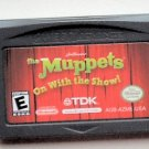 2003 TDK The Muppets On With The Show For the Game Boy Advance