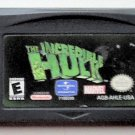 2003 Universal Interactive The Incredible Hulk Game Boy Advance & Nintendo DS