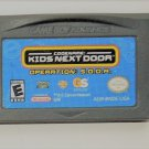 2004 Global Star Kids Next Door Operation: S.O.D.A. For Game Boy Advance