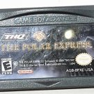 2004 THQ The Polar Express For Game Boy Advance & Nintendo DS Game systems