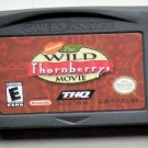 2002 THQ The Wild Thronberrys Movie For the Game Boy Advance & Nintendo DS