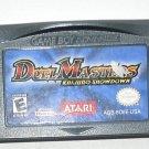 2004 Atari Dual Masters Kaijudo Showdown For Game Boy Advance & Nintendo DS
