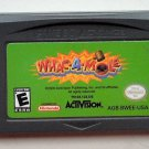2005 Activision Whac-A-Mole For Game Boy Advance & Nintendo DS Game systems