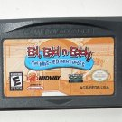 2005 Midway Ed, Edd N Eddy The Misadventures Gameboy Advance & Nintendo DS