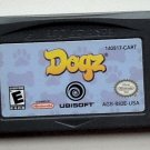 2005 Ubisoft Dogz For Game Boy Advance & Nintendo DS Game systems
