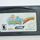 2001 THQ Spongebob Squarepants Supersponge For Game Boy Advance & Nintendo DS