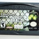2003 Ubisoft Tom Claney's Splinter Cell For Game Boy Advance & Nintendo DS