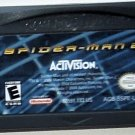 2004 Activision Spider-Man 2 For Game Boy Advance & & Nintendo DS Game systems