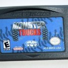2004 Majesco Monster Trucks For the Game Boy Advance & Nintendo DS Game system
