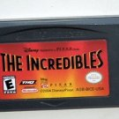2004 THQ Disney's The Incredibles For The Game Advance & Nintendo DS