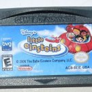 2006 BVG Disney's Little Einsteins For The Game Boy Advance & Nintendo DS