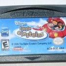 2006 BVG Disney's Little Einsteins For The Game Boy Advance & Nintendo DS