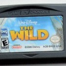 2006 BVG Games Disney's The Wild For Game Boy Advance & Nintendo DS systems