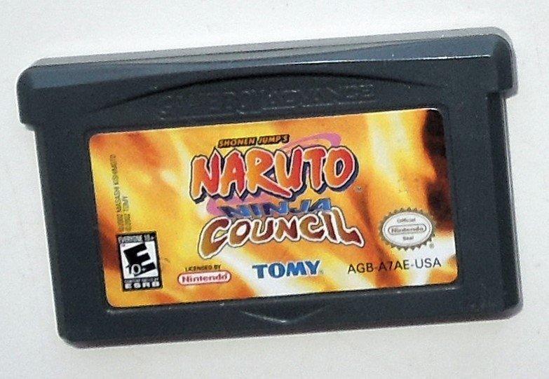 2006 Tomy Naruto Ninja Council For the Game Boy Advance & Nintendo DS