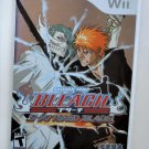 2007 Sega Shonen Jump Bleach: Shattered Blade For Wii Game Systems