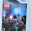 2010 Lego Harry Potter Years 1-4 For The Wii Game System