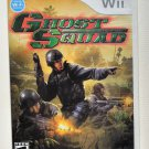 2005 Sega Ghost Squad For Nintendo Wii Game Systems