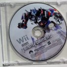 2009 Activision Transformers Revenge Of The Fallen Nintendo Wii Game Onlys