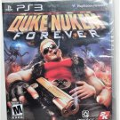 2011 2K Games Duke Nukem Forever For The PS3 Game System Mint Sealed