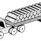 "Barrel Carrier #210 - ""ON SALE"" Woodworking / Craft Patterns"