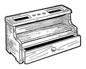 """Valet Organizer #156 - """"ON SALE""""  Woodworking / Craft Patterns"""
